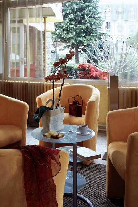 Bagnoles Hotel - Lounge