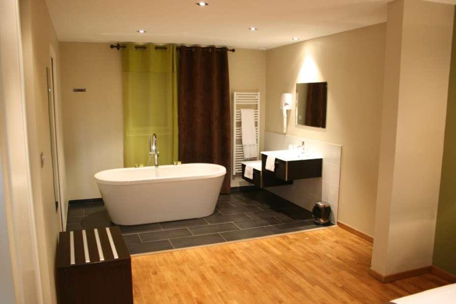 L'Auberge Normande - Salle de bain