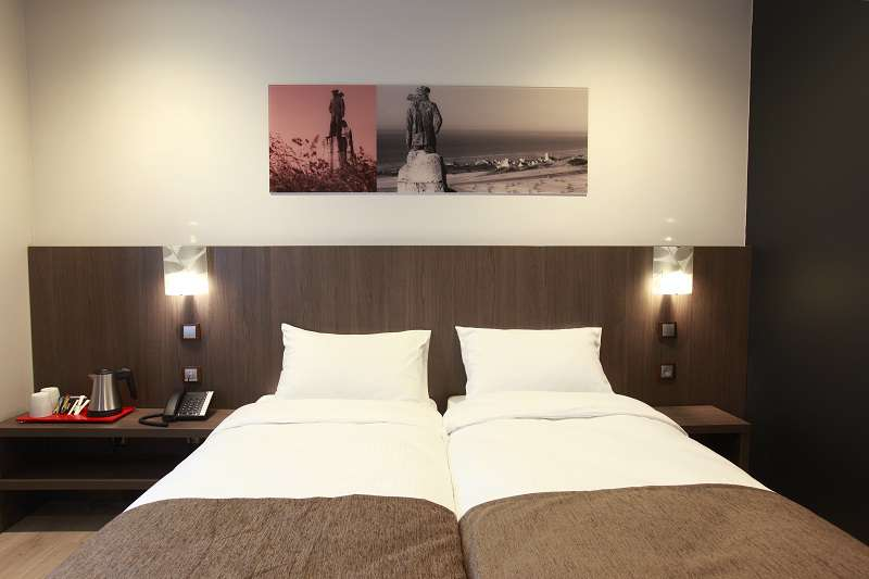 The Originals City, L'Haut' Aile, Calais (Inter-Hotel) - Chambre standard