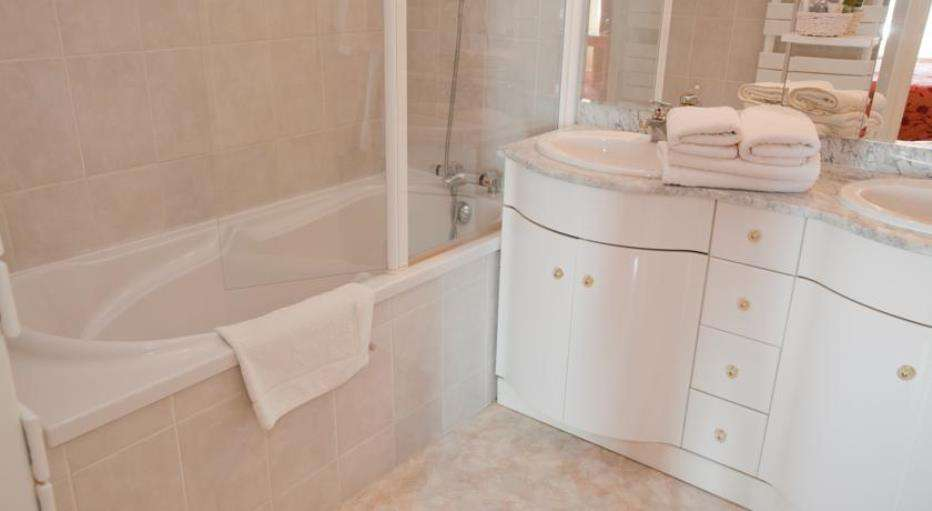 La Mère Poulard - Salle de bain