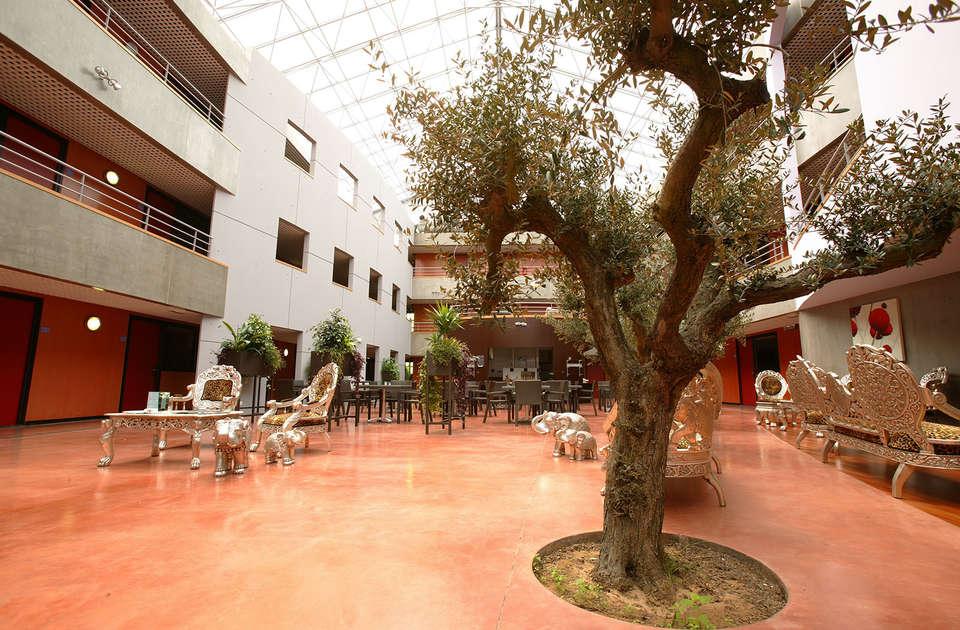Olivarius Apart'Hôtel  - Atrium