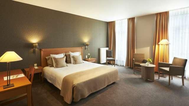 Leopold Hotel Brussel EU - Suite