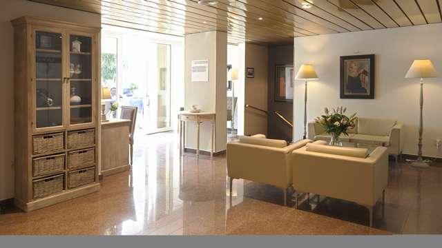 Leopold Hotel Brussel EU - Inkom