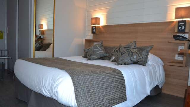La Cremaillere Cote Mer et Hotel Cote Jardin - NOUVELLES CHAZMBRES GYTAN