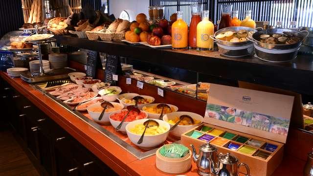 Radisson Blu Hotel Biarritz - photo breakfast
