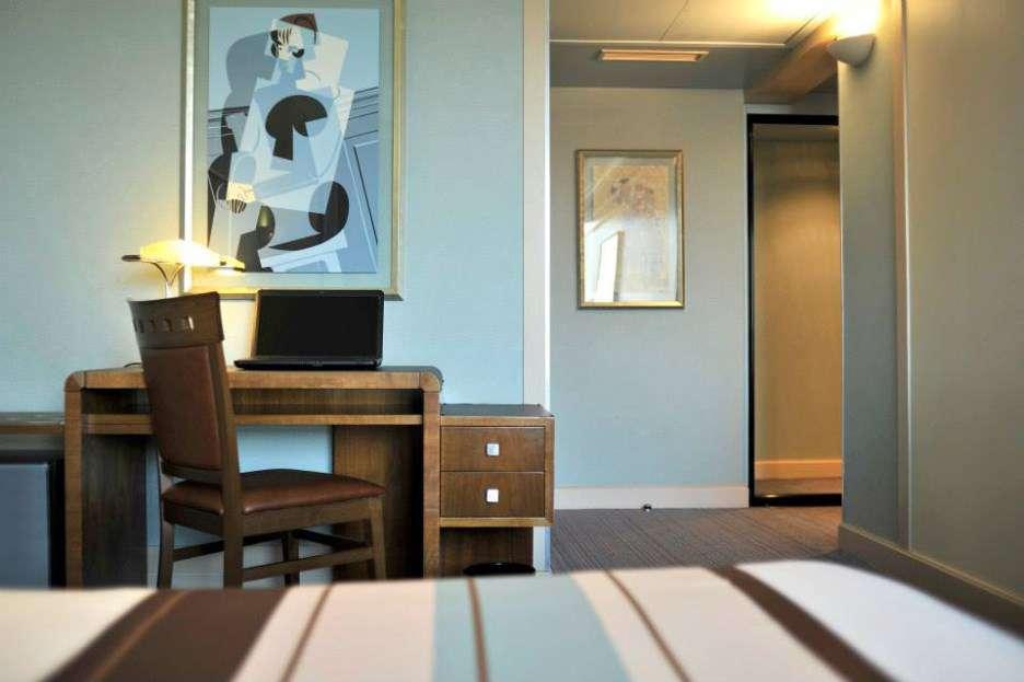 Hôtel Art Déco Grand Lille - Chambre privilège