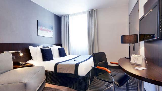 Hotel Kyriad Marseille Centre Paradis-Prefecture