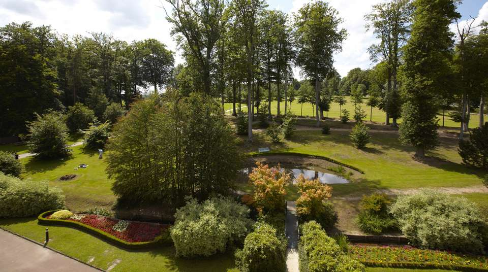 Le Forges Hôtel - Gardens, parc