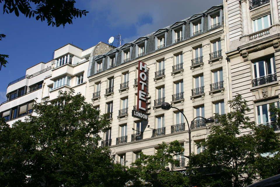 Hôtel London - Façade