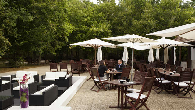 Novotel Fontainebleau Ury - -