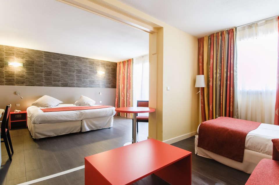 Hotel & Spa Marina d'Adelphia - Chambre standard