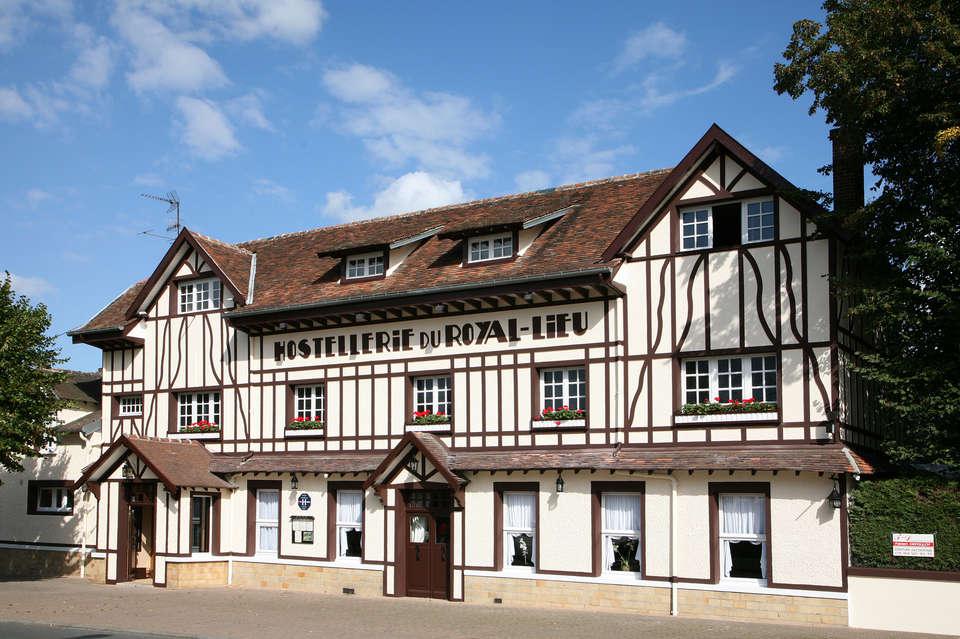 Hostellerie du Royal Lieu - Front