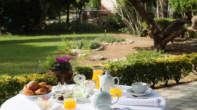 Auberge de Cassagne et Spa - bp-cassagne-petit dejeuner-