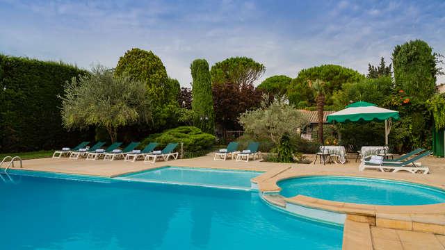 Auberge de Cassagne et Spa - bp-cassagne-piscine-