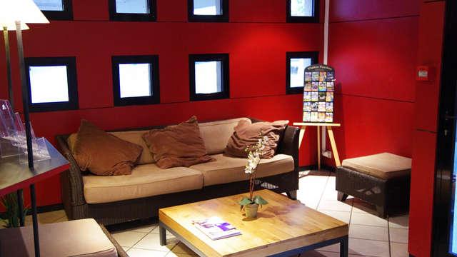 Appart Hotel Victoria Garden Bordeaux - reception