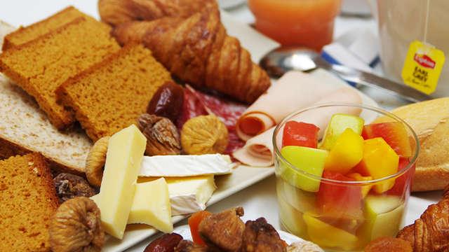 Appart Hotel Victoria Garden Bordeaux - petit dejeuner