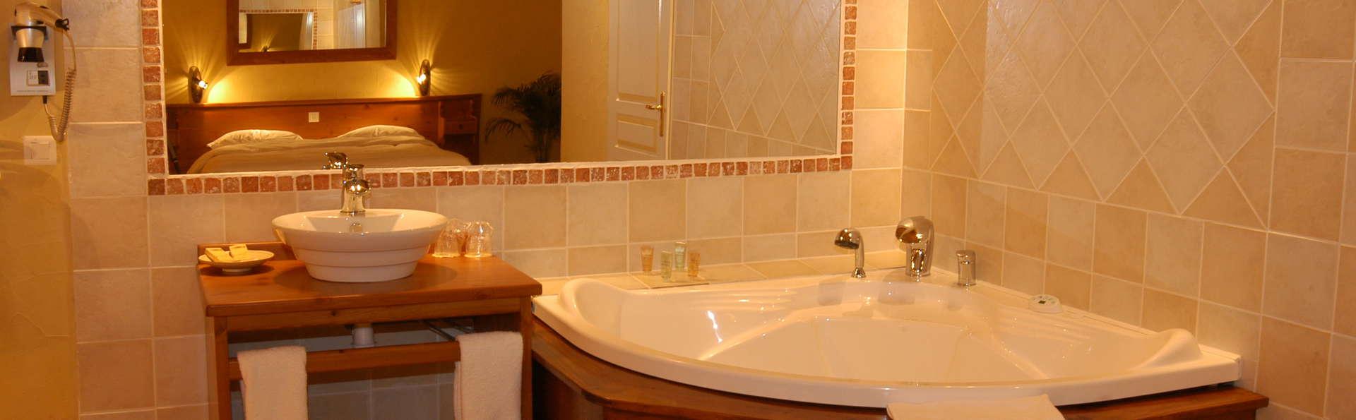 Hôtel Le Mont Thabor - Salle de bain