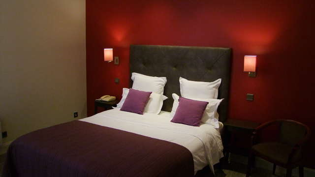 Best Western Poitiers Centre Le Grand Hotel - chambre Best Western Poitiers