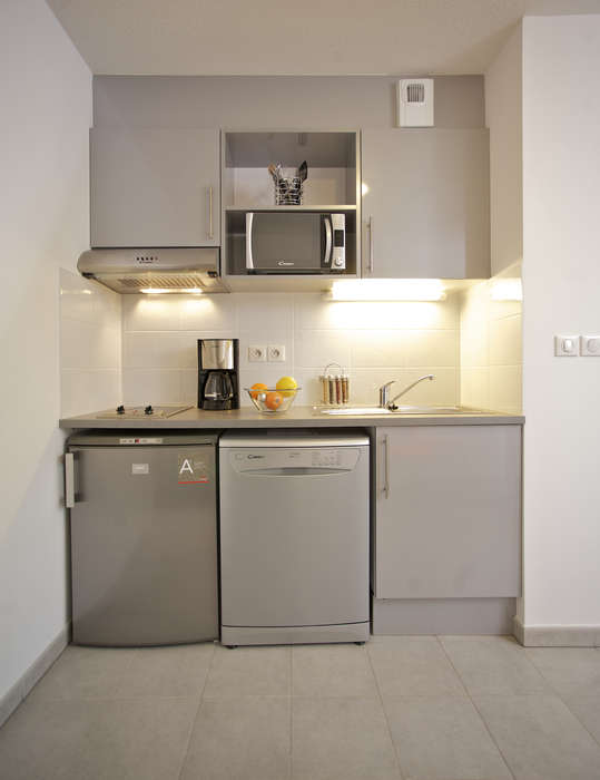 Lagrange City Montpellier  - Kitchenette