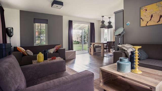 3 overnachtingen in een villa familie voor 2 volwassenen