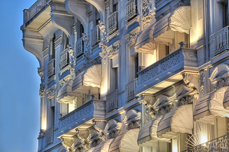 Hôtel Splendid - Front