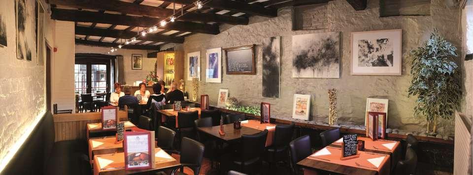 Hotel Restaurant Brasserie Le Fournil - Restaurant