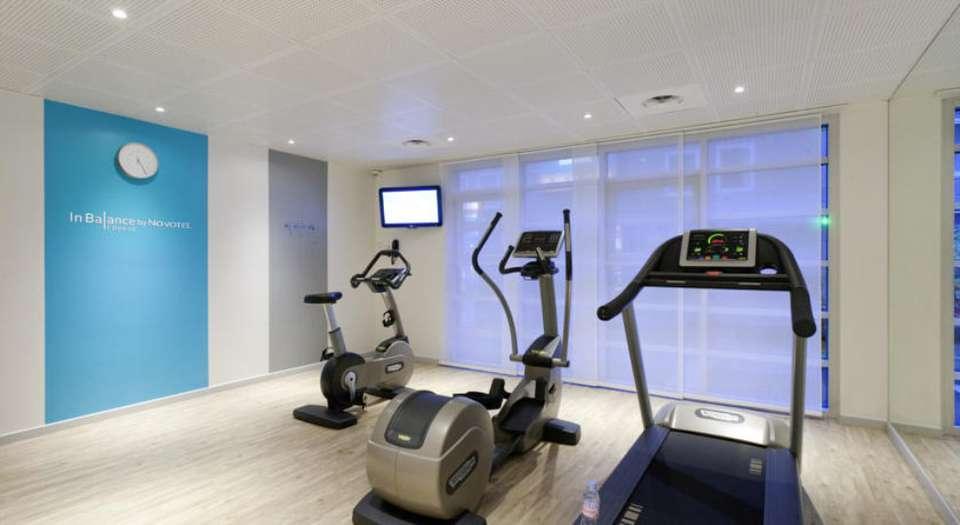 Novotel Suites Paris Rueil Malmaison - Sala de fitness