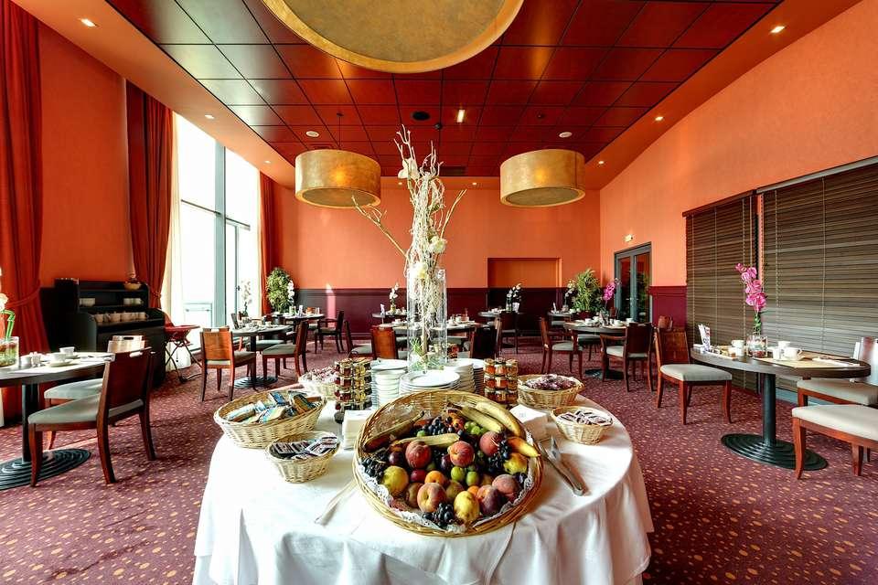 Hôtel Spa Le Pasino - Salle de petit déjeuner