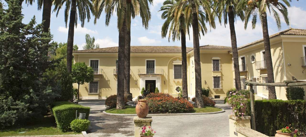 Hotel Villa Jerez 5 Jerez De La Frontera Espagne