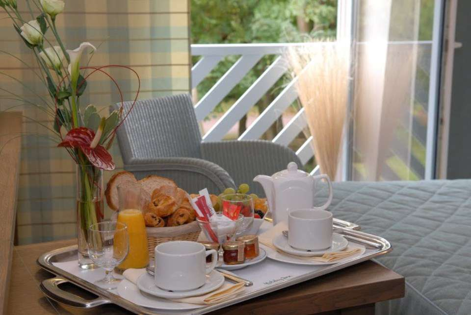 undefined - Breakfast in room