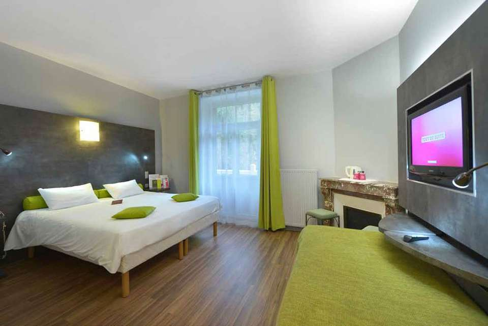 Hôtel Mercure Saint-Nectaire Spa & Bien-être  - Standard room