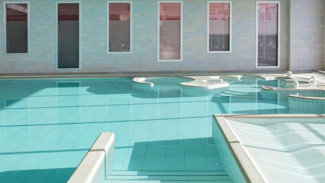 Hotel de la Baie Thalassotherapie Previthal - entree espace marin