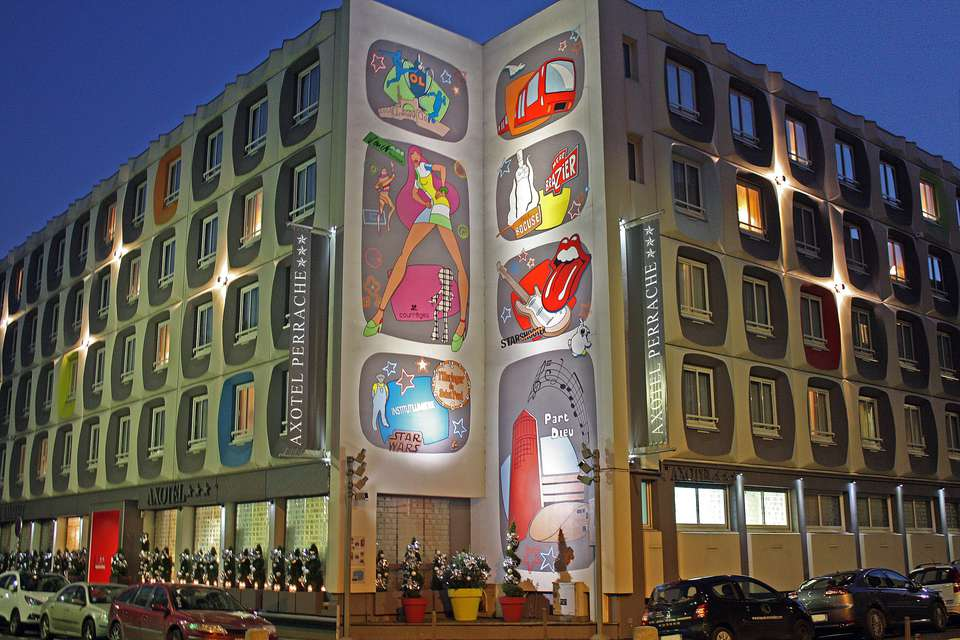 Hôtel Axotel Lyon by Happy culture - Hotel_Axotel_Lyon_Perrache_Facade5.jpg