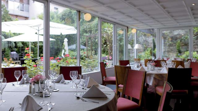 Hotel Axotel Perrache - Hotel Axotel Lyon Perrache Restaurant Le Chalut