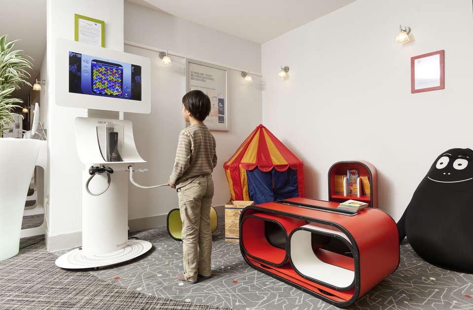 Novotel Fontainebleau Ury - Jeux pour enfants