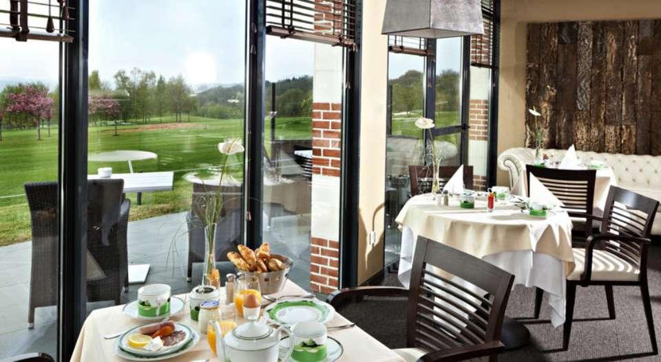 Najeti Hôtel du Golf  - Salle de petit déjeuner