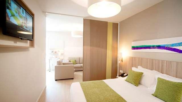 Quality Suites Lyon Lodge - QS LYON Lodge superieure