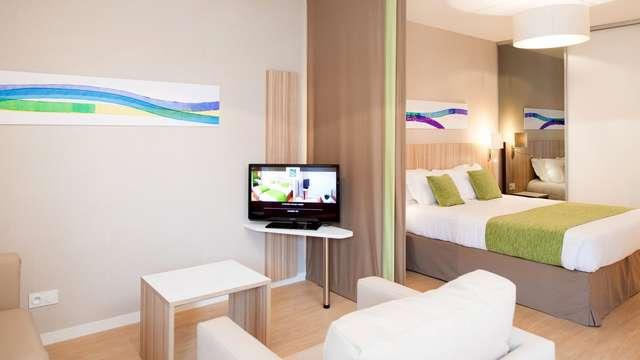 Quality Suites Lyon Lodge - QS LYON Lodge Suite superieure