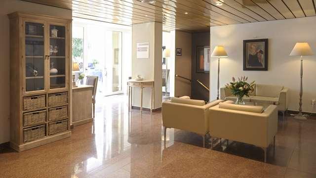Leopold Hotel Brussel EU - Lobby