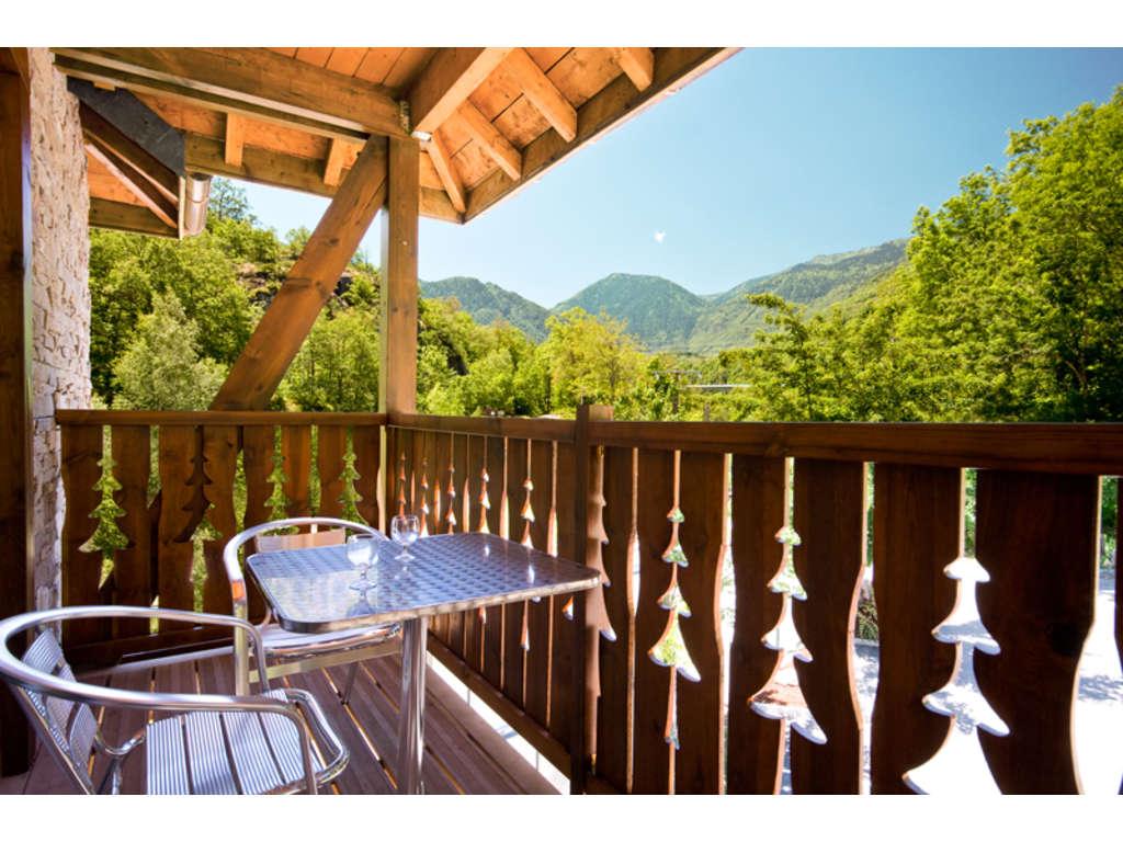 Séjour Ski Pyrénées - Week end détente avec accès SPA au coeur des Pyrenées à Ax Les Thermes  - 3*