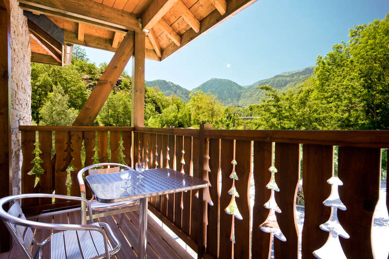 Week end détente avec accès SPA au coeur des Pyrenées à Ax Les Thermes