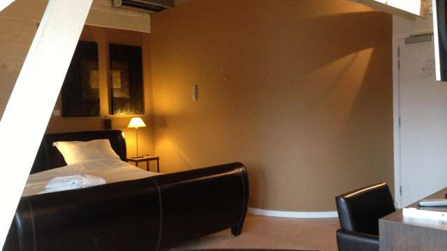 1 overnachting in een tweepersoons kamer superior met stadszicht voor 2 volwassenen