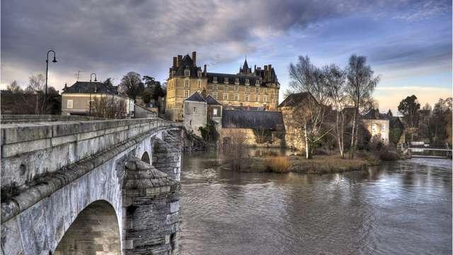 Vie de château près d'Angers