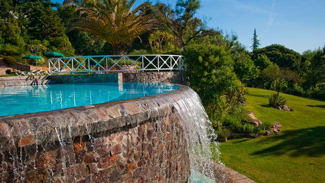Escapada con desayuno y detalle de bienvenida en un elegante hotel de Monfortinho