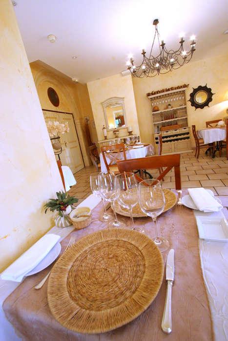 La Bastide Cabezac - Restaurant