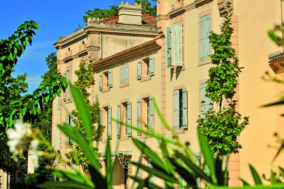 La Résidence du Château de Jouarres - Jouarres-residence.JPG