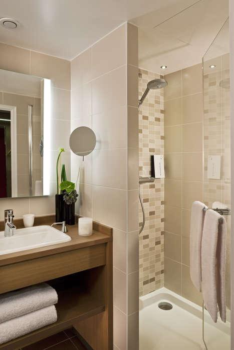 Hôtel Golden Tulip Lyon EUREXPO - Salle de bain