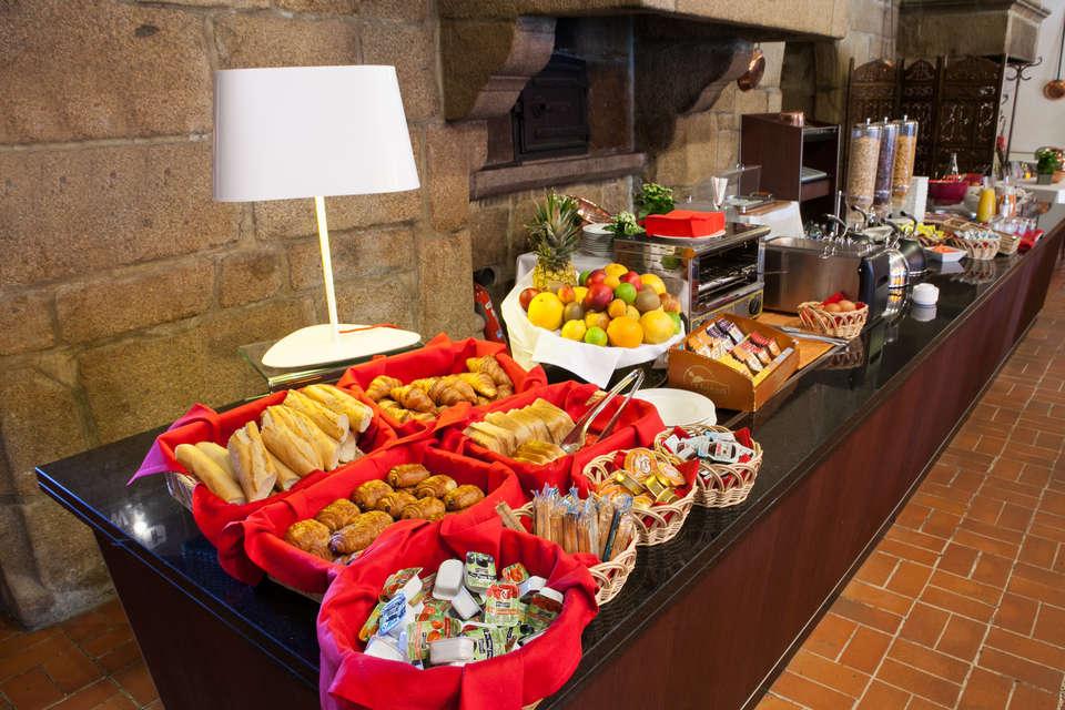 Le Relais du Roy - Salle de petit déjeuner