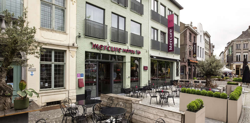 Mercure Hotel Mechelen Belgium