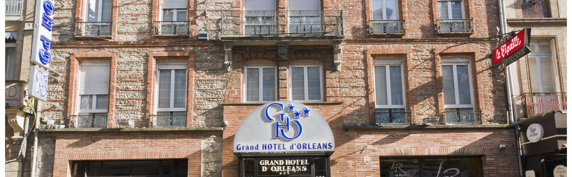 Grand Hôtel d'Orléans - Façade